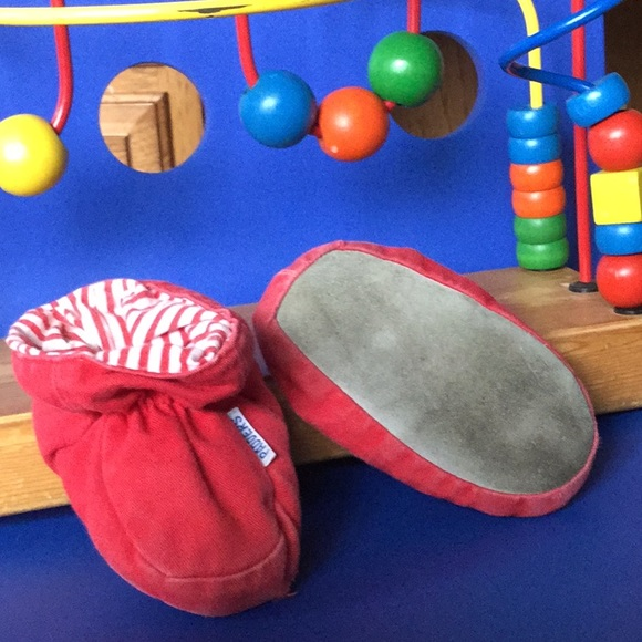 Padders Shoes | Red Padders Infant
